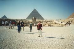 Sphinx, Giza Plateau, Cairo