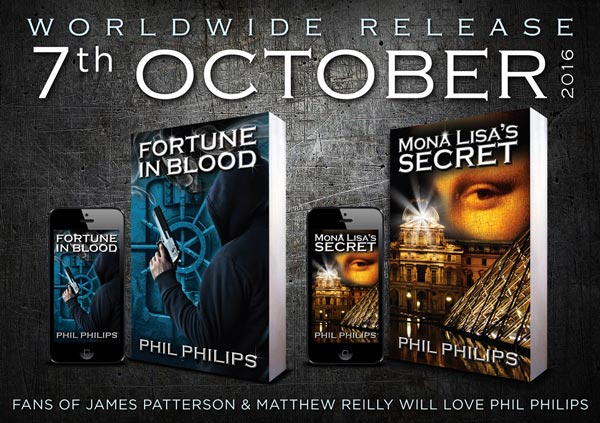Phil Philips Worldwide Book Release