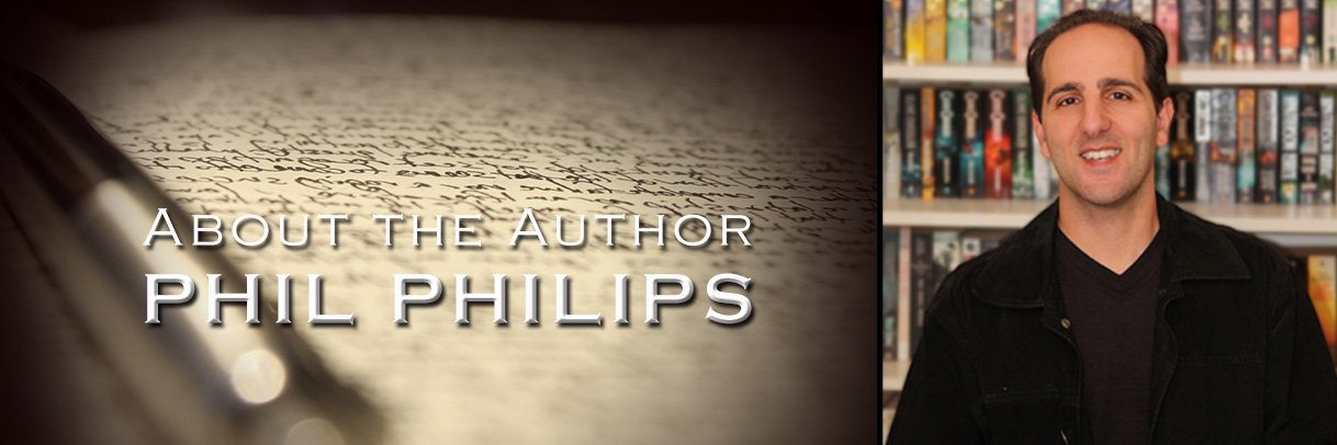 about the author Phil Philips
