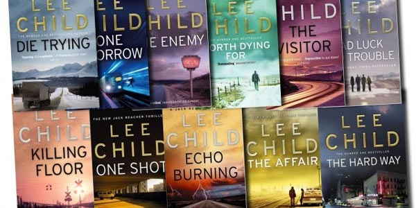 Lee-Child-multiple-Books