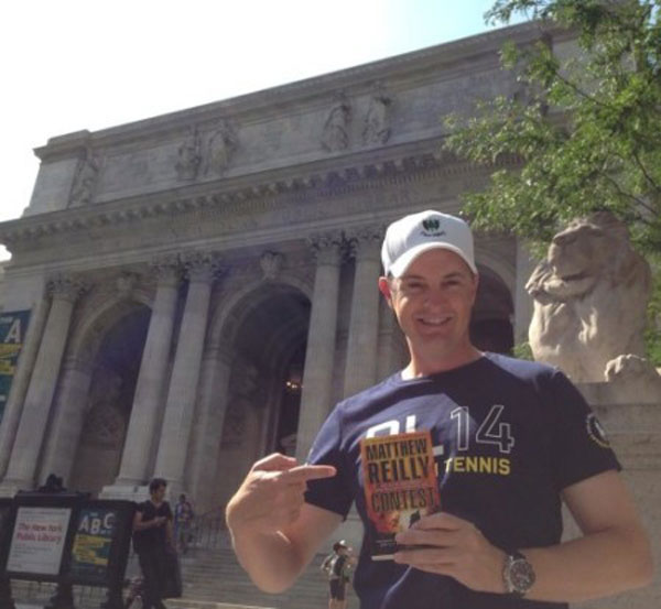 Matthew-Reilly-in-New-York
