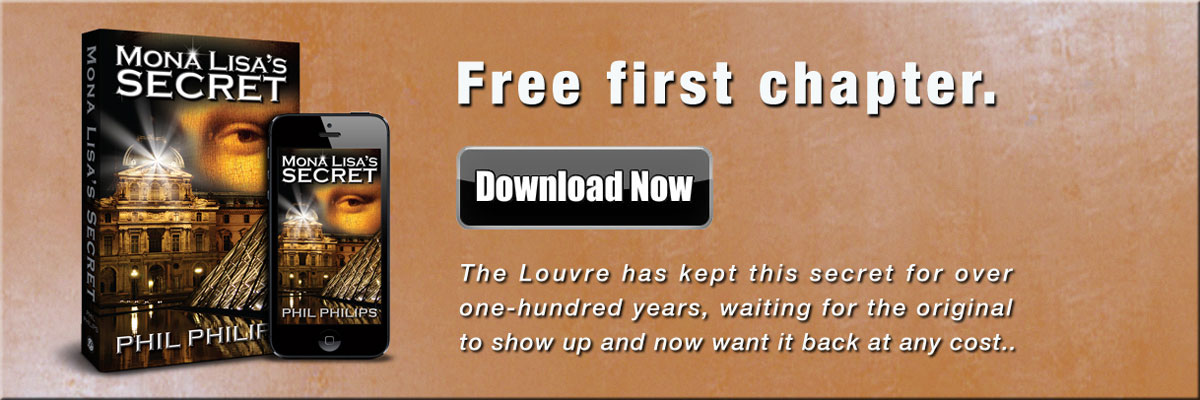 Mona Lisa's Secret Free Chapter