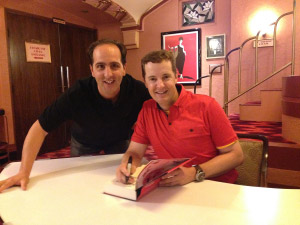 Phil Philips Meets the Great Matthew Reilly