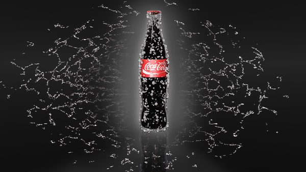 Phil Philips cgi coke bottle