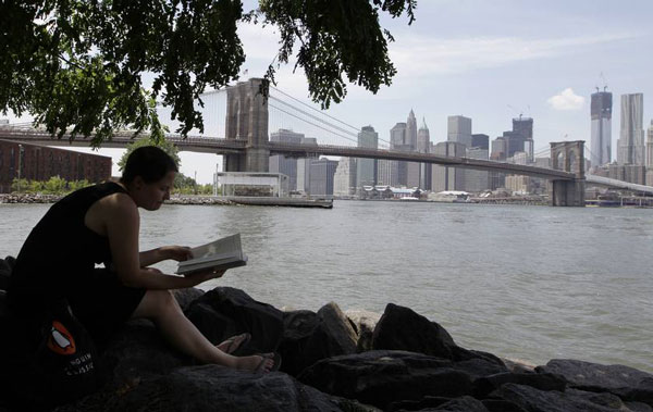 Reading-in-the-city