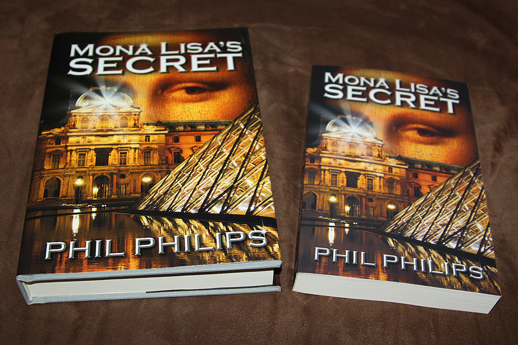 Phil-Philips-Mona-Lisa's-Secret-available in Hardback-and-paperback