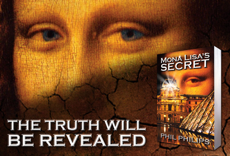 Mona Lisa's Secret: A Historical Fiction Art Heist Mystery and