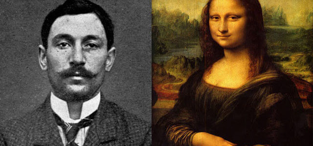 Vincenzo Peruggia, The Man Who Stole The Mona Lisa That Created A Legend