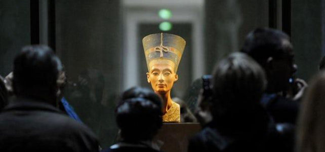30 Facts about Queen Nefertiti and King Tuts Burial Mask That Originally Belonged To Nefertiti
