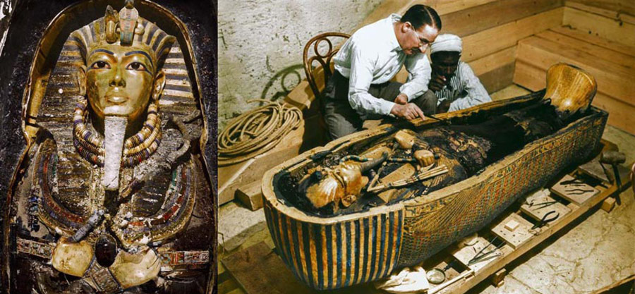 The Curse Of King Tuts Tomb Torrent: 30 Facts About Tutankhamun The Boy King: His Lost Tomb