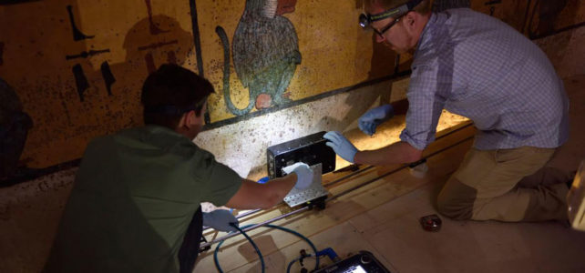 Scanning King Tut's Tomb Shows No Hidden Chambers