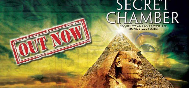 Last Secret Chamber Novel Out Now
