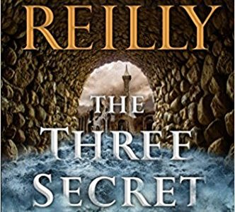 Matthew Reilly's Next Jack West Jr Novel The Three Secret Cities