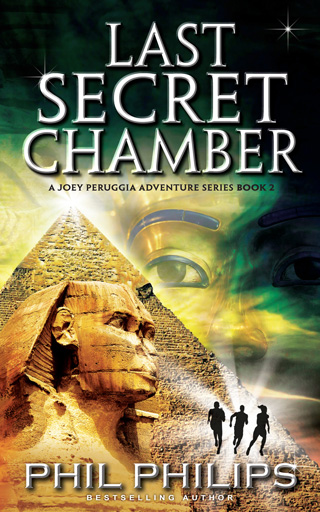 Last Secret Chamber Book Cover
