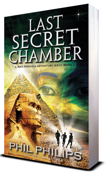 Last Secret Chamber paperback book Cover