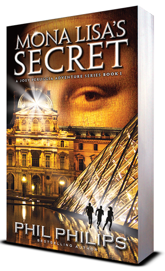 Phil Philips Mona Lisa's Secret Paperback Book