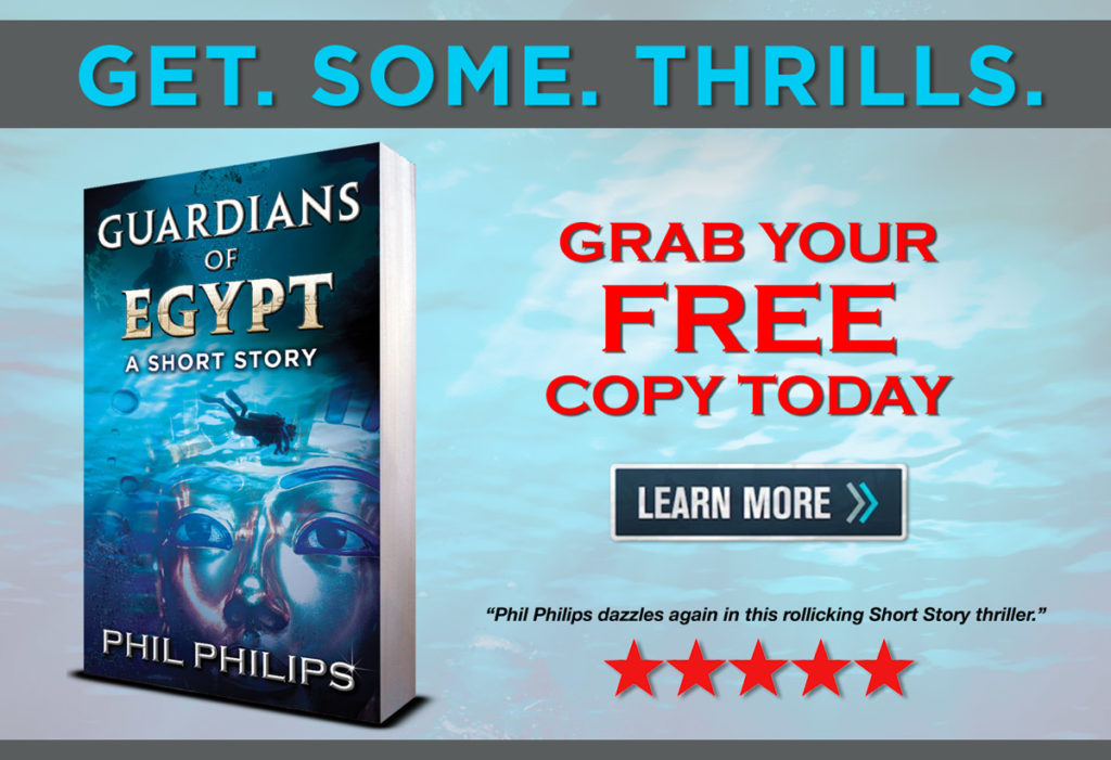 Guardians Of Egypt Free Book from Bestselling Author Phil Philips