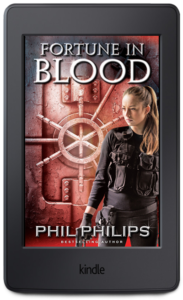 Fortune in Blood on Kindle
