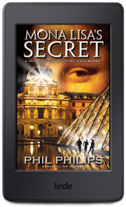 Mona Lisa's Secret on Kindle