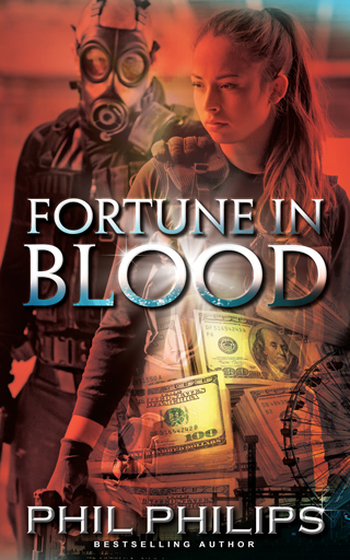 Fortune in Blood book cover