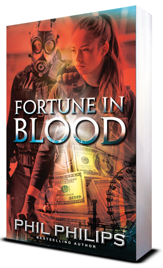 Fortune in blood Cover