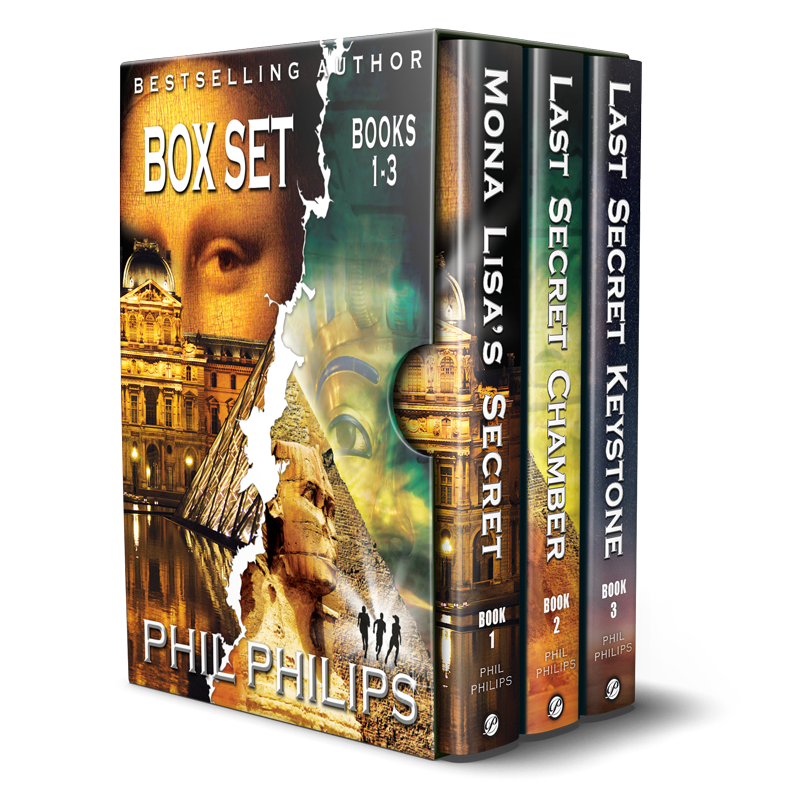 A Joey Peruggia Adventure Box Set-1-3