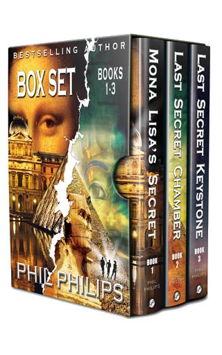 A Joey Peruggia Adventure Box Set-1-3
